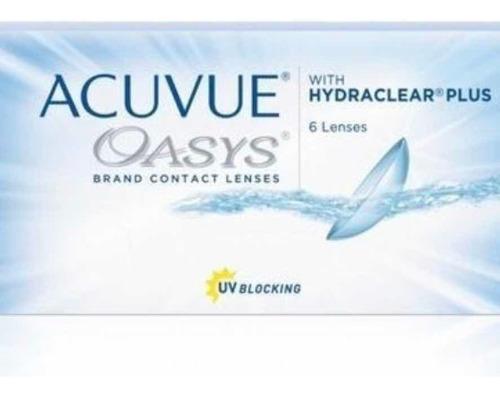 Lentes De Contacto Acuvue Oasys