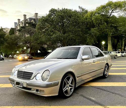 Mercedes-benz Clase E 2000 2.6 E240 Elegance Plus At