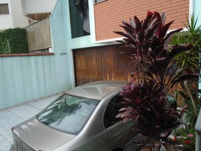 Casa Residencial Para Venda E Locação, Vila Bertioga, São Paulo. - Codigo: Ca0126 - Ca0126