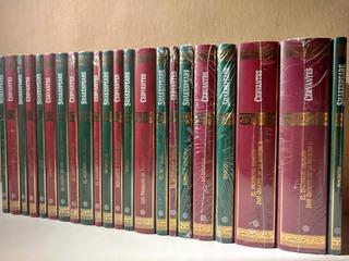 Biblioteca Cervantes Shakespeare 400 Años