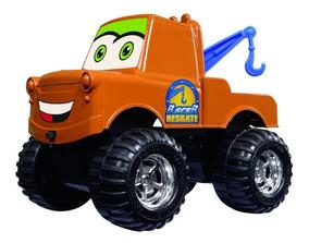 Mini Caminhão Guincho De Brinquedo Educativo Racer Resgate