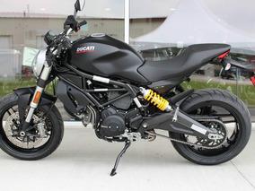 Ducati Nueva Monster 797 Negra 2018 0km Ducati Rosario