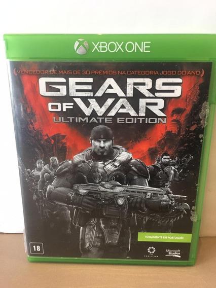 Gears Of War Ultimate Edition - Xbox One Mídia Usado
