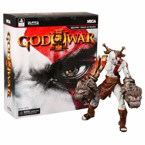 Neca God Of War 3 Kratos Ghost Of Sparta Pvc