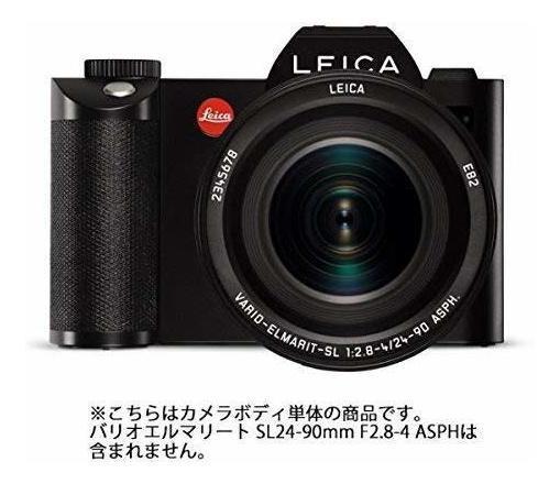 Leica Sl Typ 601 Mirrorless Digital Camara Vario-elmarit-s ®