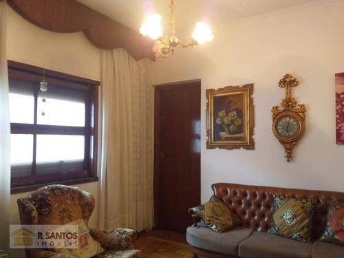 Casa Com 3 Dormitórios À Venda, 175 M² Por R$ 1.500.000,00 - Jardim Aeroporto - São Paulo/sp - Ca0456