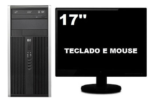 Computador Hp 6000 Dual Core E5700 8gb Ddr3 Hd 320gb