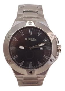 Reloj Diesel Hombre 606a Acero Analógico Sumergible
