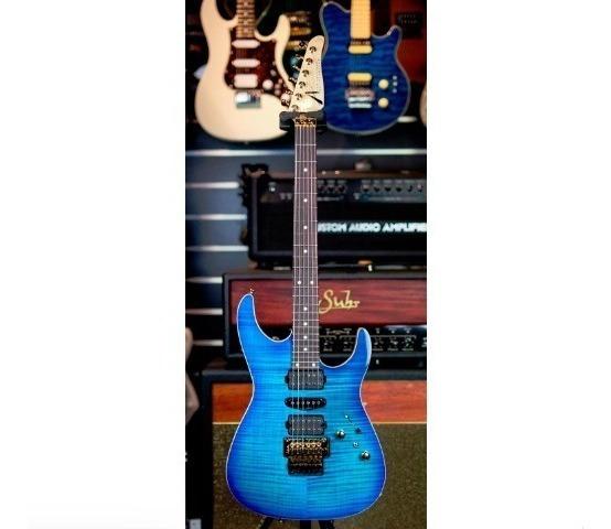 Guitarra Strato Tom Anderson Não E Fender Ibanez