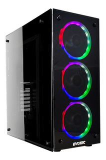 Pc Cpu Gamer Amd A8 Radeon7 16gb 2tb Wifi Windows Office