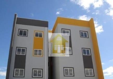 Apartamento A Venda No Bairro Afonso Pena Em São José Dos - 105-1