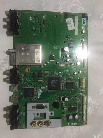 Placa Principal Tv Philips 32pfl5332 313912362631wk713.5
