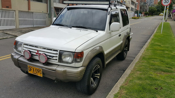 Mitsubishi Montero Hard Top Japones 1996