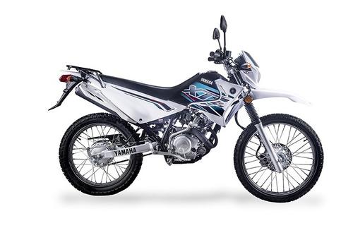 Yamaha Xtz 125 2020 0km!! Financiacion Mediante Ahora 12/18.