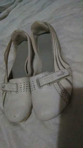 Sapatênis Branco Tamanho 34