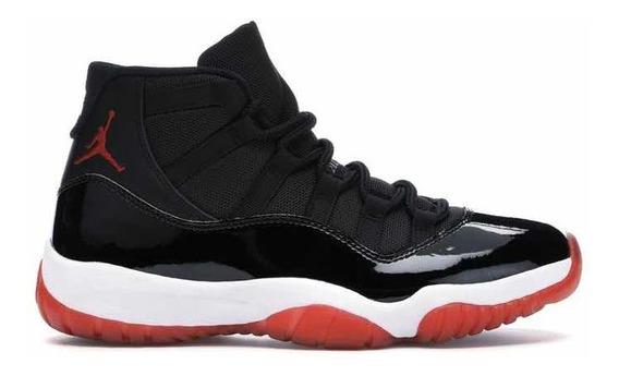 Sneakers Original Jordan 11 Retro Playoffs Bred 2019 Origina