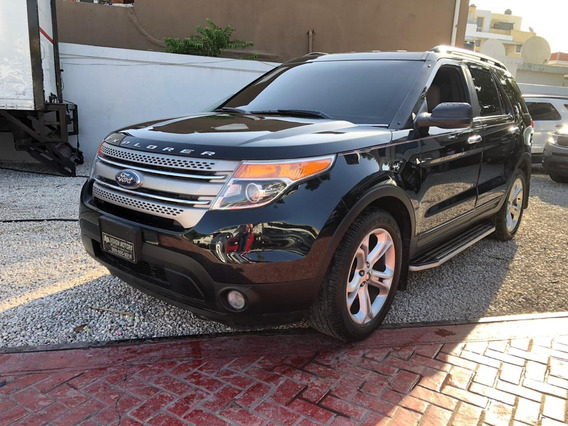 Ford Explorer 4wd 2012