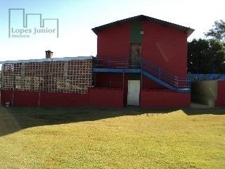 Chácara À Venda, 2690 M² Por R$ 590.000,00 - Parque Monte Bianco - Araçoiaba Da Serra/sp - Ch0026