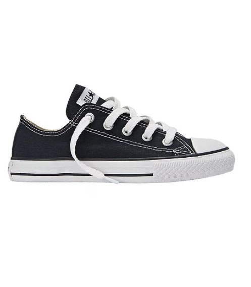 Zapatillas Converse All Star Niño - Negro