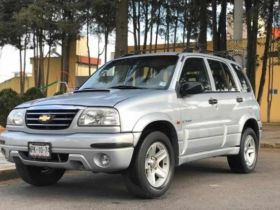 Chevrolet Tracker A Cd Suv Aa Ee 4x2 Mt 2005