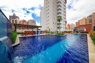 Apartamento Com 1 Dormitório À Venda, 46 M² Por R$ 420.000 - Cambuí - Campinas/sp - Ap17541
