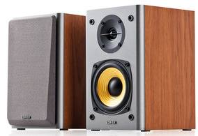 Caixa De Som Monitor Edifier R1000t4 Bivolt Rca Semi-pro Top