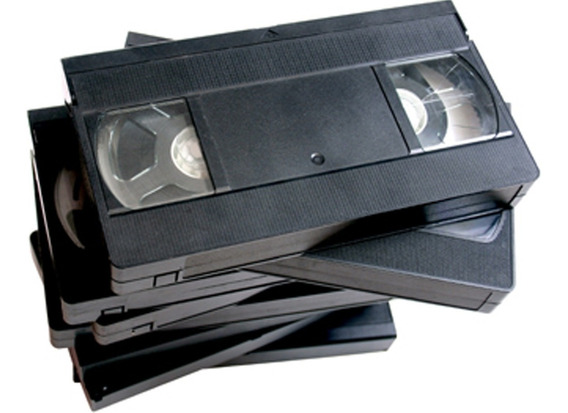 Videos Vhs A Dvd O Pendrive, Vhs A Dvd -