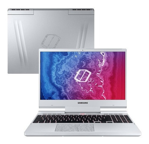 Notebook Gamer Samsung Odyssey 850xbd 1tb 8gb I5 Prata
