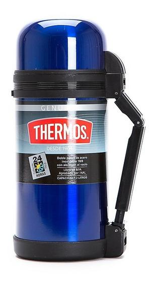 Termo Lunchera Mp1200 Azul Thermos