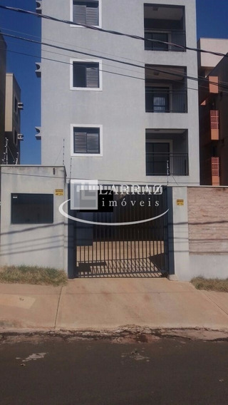 Apartamento Novo Para Venda No Jardim Botanico, 1 Dormitorio Com Suite E Varanda Gourmet - Ap00194 - 4792510