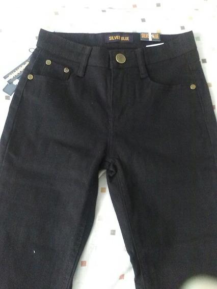 Pantalones Silver Blue De Caballeros Y Niños
