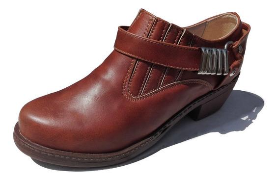 Zapatos Mujer Botas Charritos Texanas Pre-temporad Numero 36