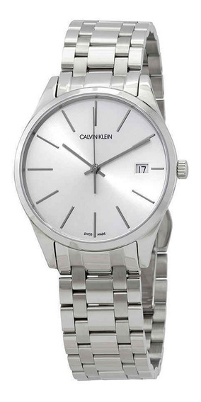 Calvin Klein Reloj Unisex K4n23146 Nuevo