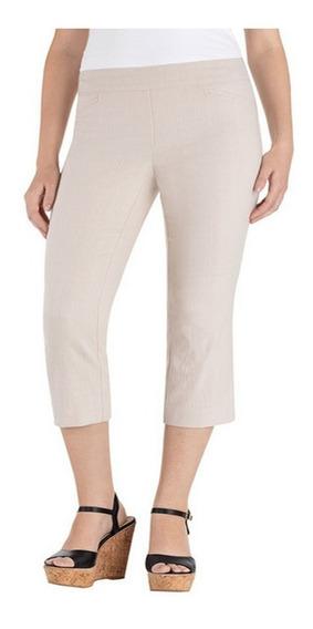 Pantalon Capri Para Dama Hilary Radley