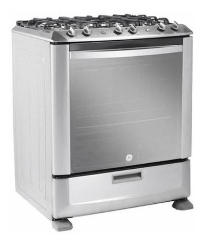 Cocina Gas 5 Hornallas General Electric 76 Cm