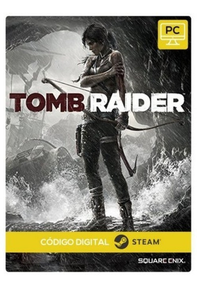 Tomb Raider Pc Steam Key Português Código Digital Envio Hoje