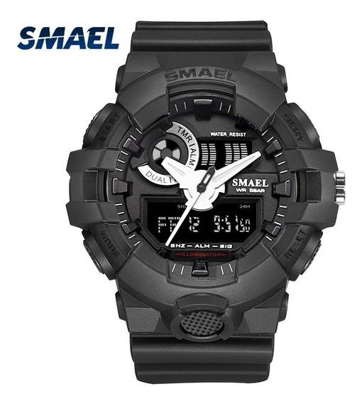 Relógio Digital Smael S-shock Prova D