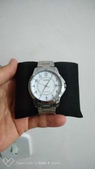 Relógio Social Casio Masculino Mtp - V004