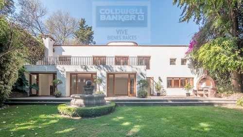 Casa En Venta En Colonia San Angel