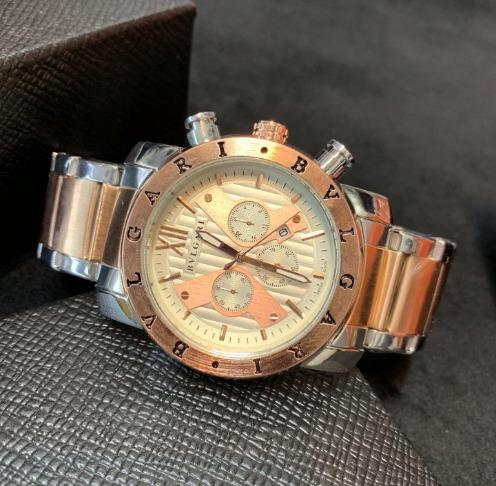 Relógio De Luxo Para Homens Inox