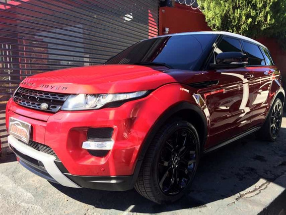 Land Rover Evoque 2013 2.0 Si4 Dynamic 5p