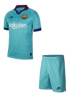 Uniforme Niño Barcelona Nike 2019 2020