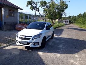 Chevrolet Agile 1.4 Ltz Effect 5p