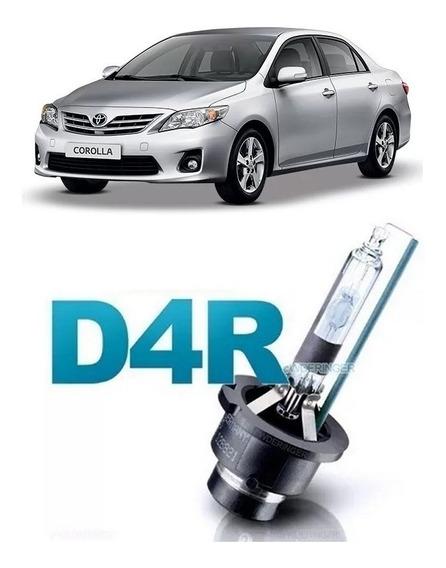 Par Lampada Xenon D4r 35w Corolla Altis Seg Original Toyota
