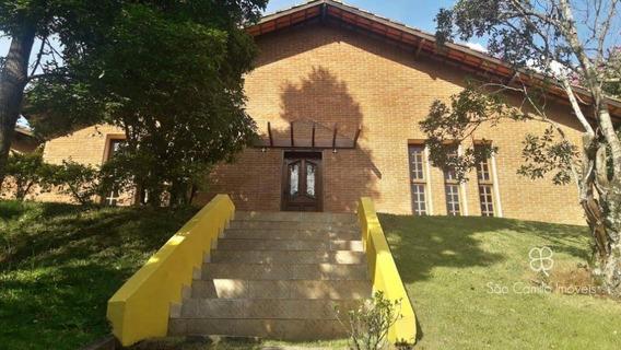 Casa Com 3 Dormitórios Para Alugar, 520 M² Por R$ 5.696/mês - Paisagem Renoir I - Granja Viana - Cotia/sp - Ca1415