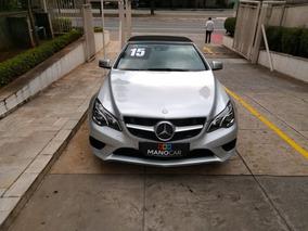 Mercedes-benz E 400 3.0 V6 Cabriolet Biturbo Gasolina 2p
