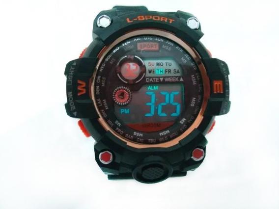 Relógio Masculino De Pulso Digital Esportivo