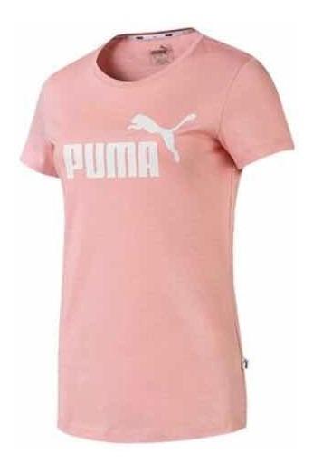 Playera Puma Rosa Dama 1470253 Original Ven.nom