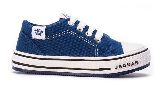 Zapatillas Jaguar Oficial Art. #128 27 Al 33 Urbanas Niños