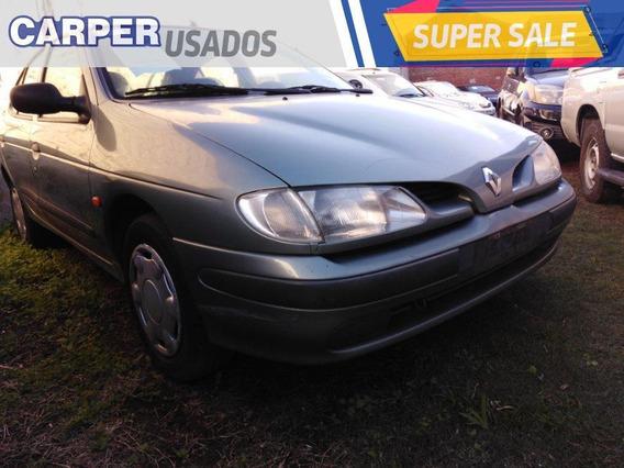 Renault Mégane Sale Sin Permuta 1999 Buen Estado